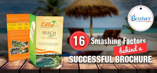 successful brochure design - brochureguru